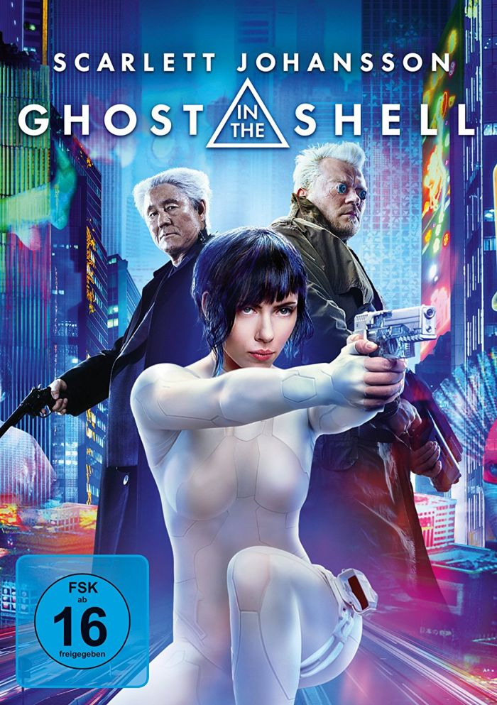 Ghost in the Shell | © Paramount/Universal Pictures