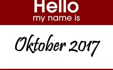 Monatsrückblick Oktober