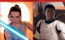 Star Wars: Das Erwachen der Macht: Reys und Finns Storys
