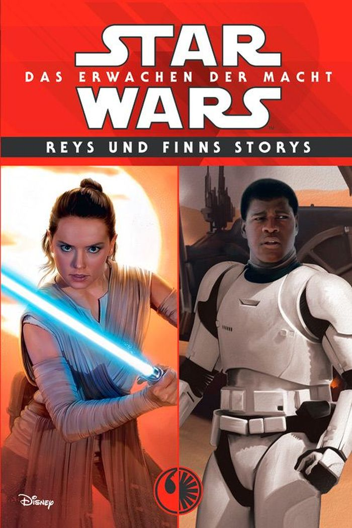 Star Wars: Das Erwachen der Macht: Reys und Finns Storys   © Panini