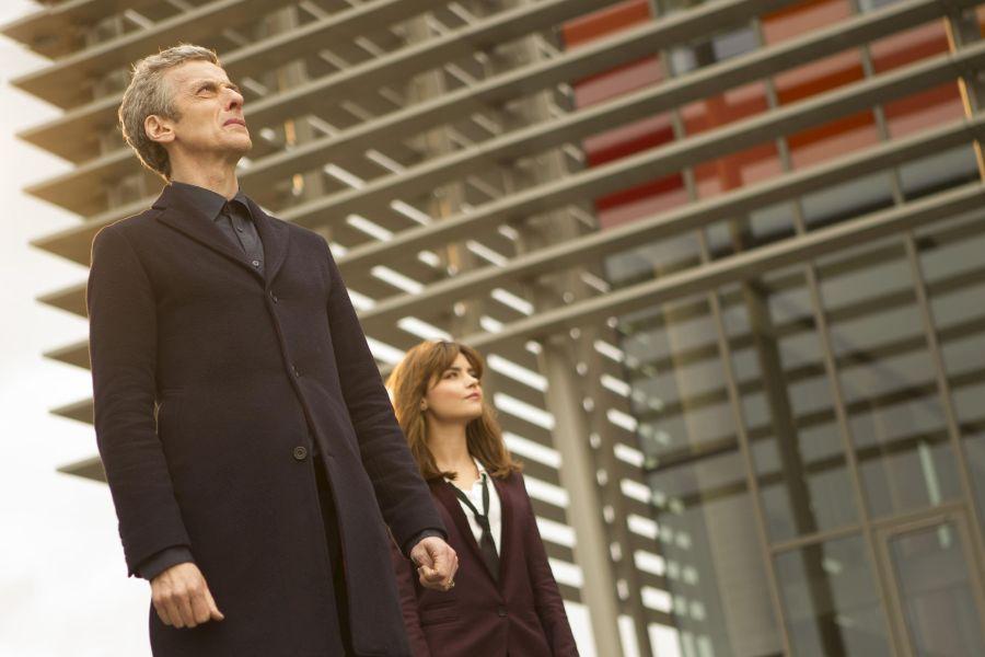 Szenenbild aus Doctor Who   © BBC