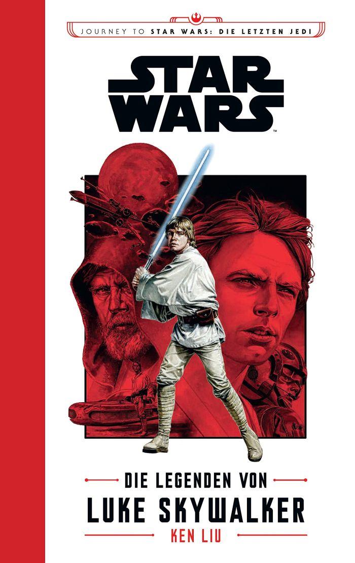 Star Wars: Die Legenden von Luke Skywalker von Ken Liu   © Panini