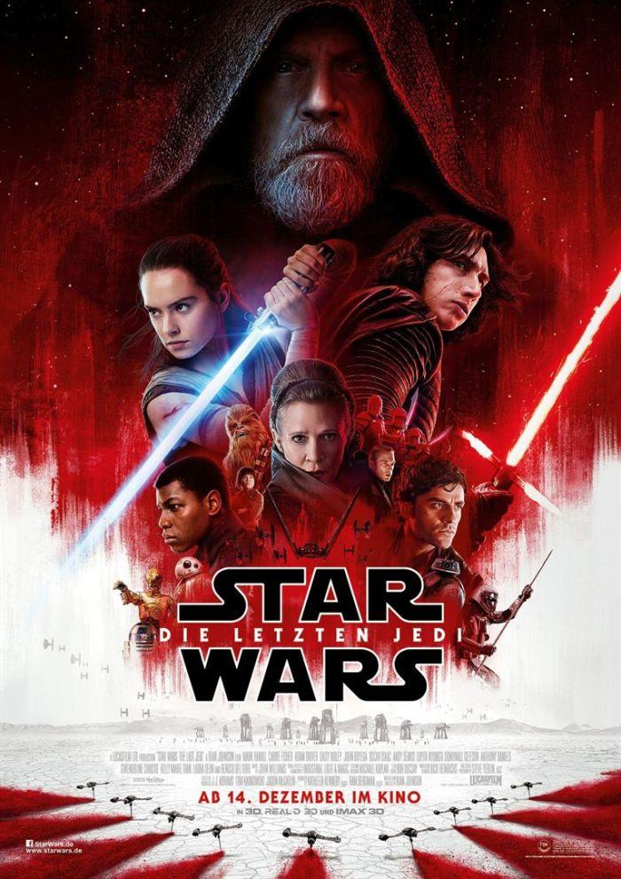 Star Wars: Episode VIII – Die letzten Jedi | © Walt Disney