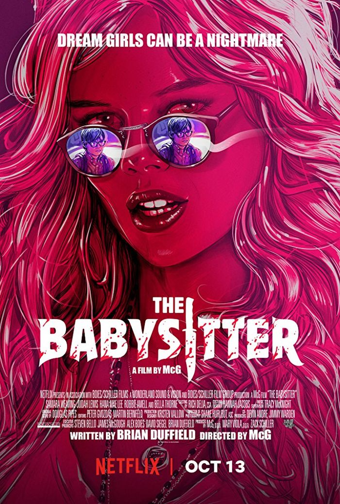 The Babysitter   © Netflix