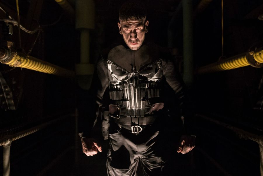 Szenenbild aus The Punisher | © Netflix