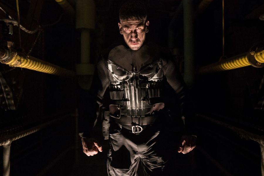 Szenenbild aus The Punisher   © Netflix