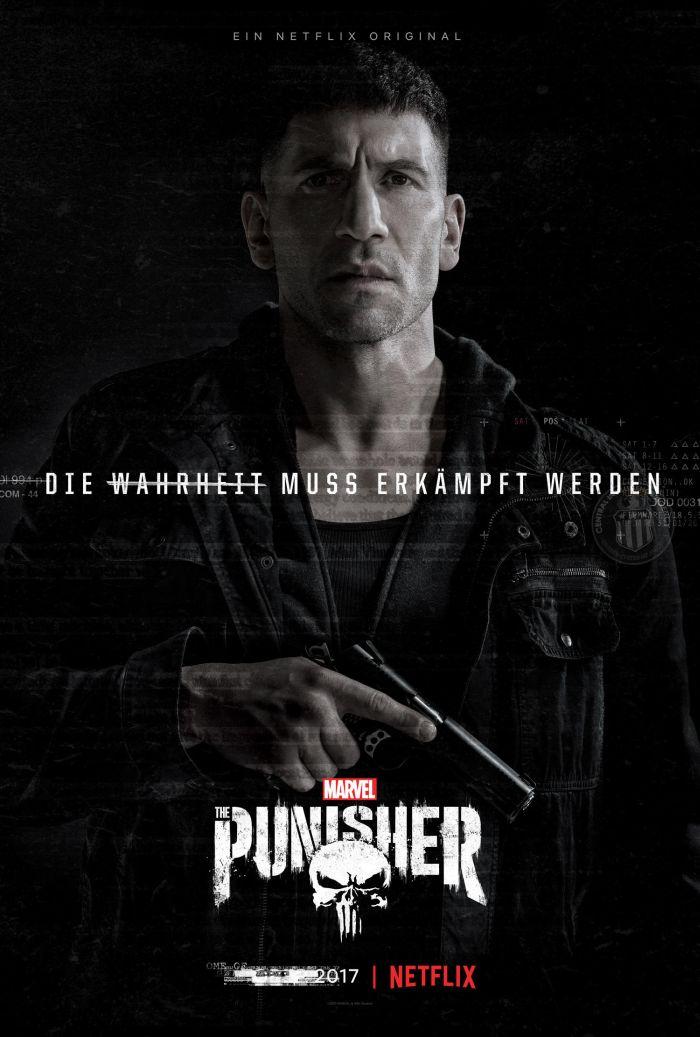 The Punisher   © Netflix