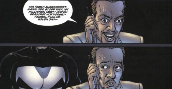 Ausschnitt aus The Punisher - Frank ist zurück | © Panini