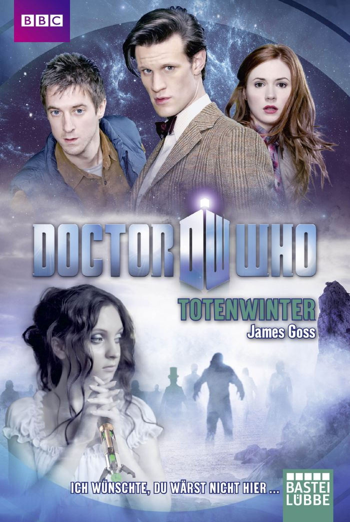 Doctor Who – Totenwinter | James Goss