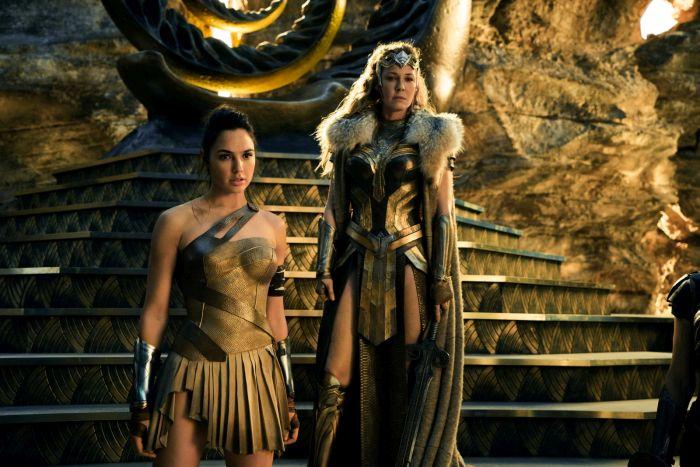Szenenbild aus Wonder Woman | © Warner Home Video