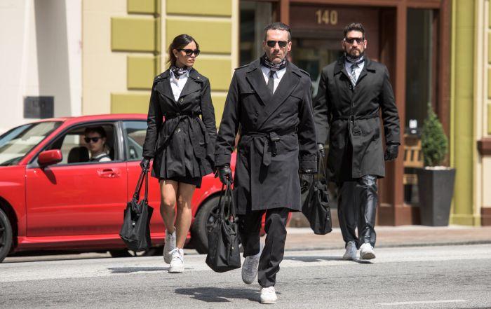Szenenbild aus Baby Driver | © Sony Pictures Home Entertainment Inc.