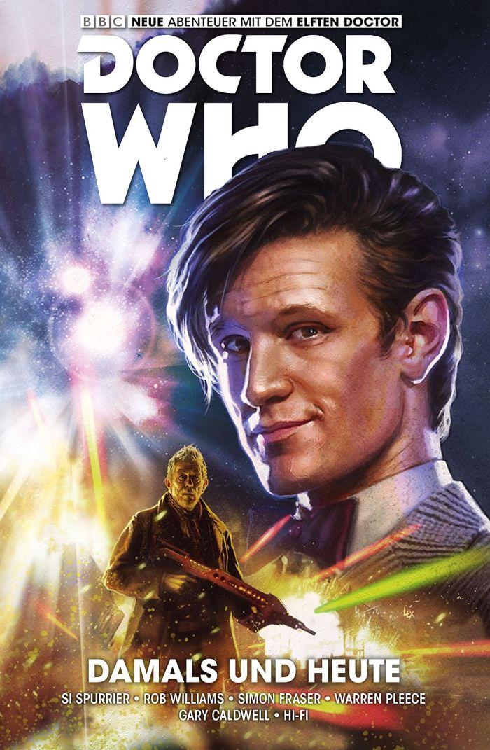 Doctor Who: Der elfte Doctor 4 - Damals und Heute | © Panini