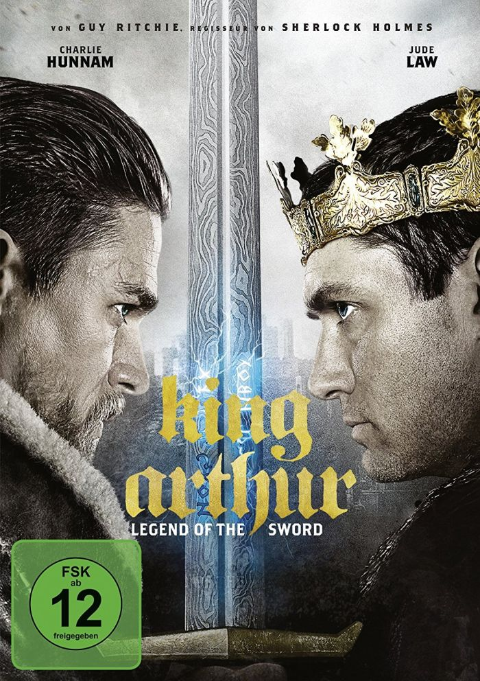 King Arthur: Legend of the Sword | © Warner Home Video