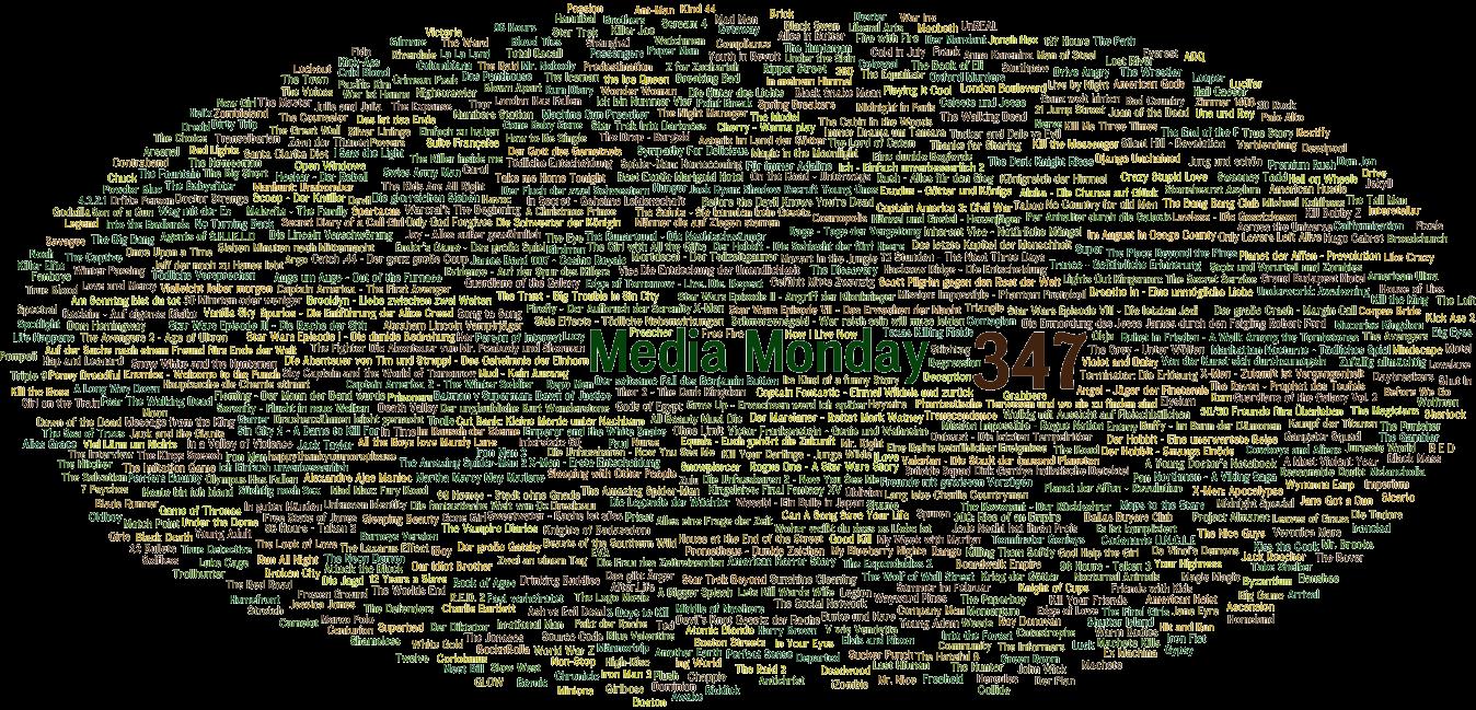 Media Monday #347