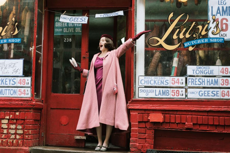 Szenenbild aus The Marvelous Mrs. Maisel | © Amazon Studios