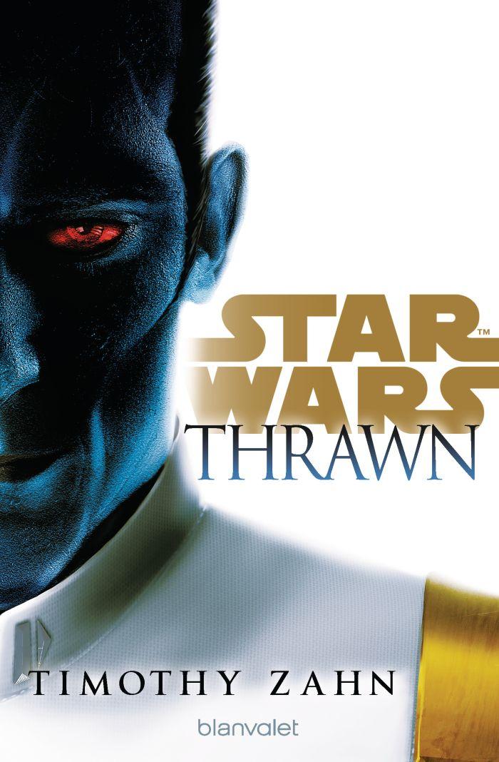 Star Wars: Thrawn von Timothy Zahn   © Blanvalet