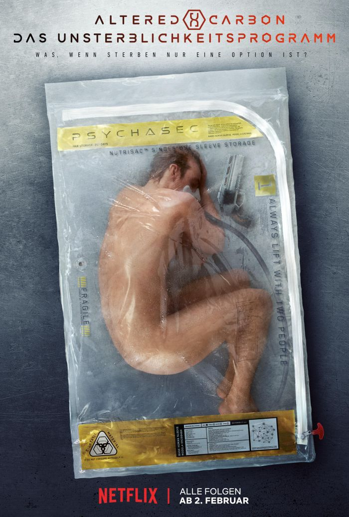 Altered Carbon   © Netflix