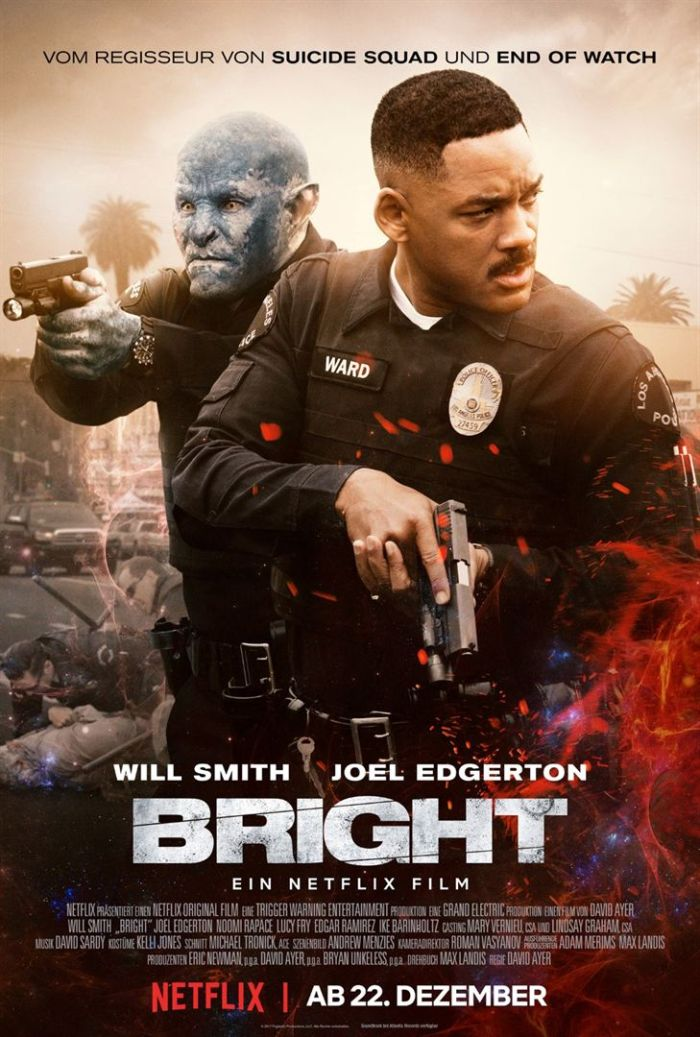 Bright | © Netflix