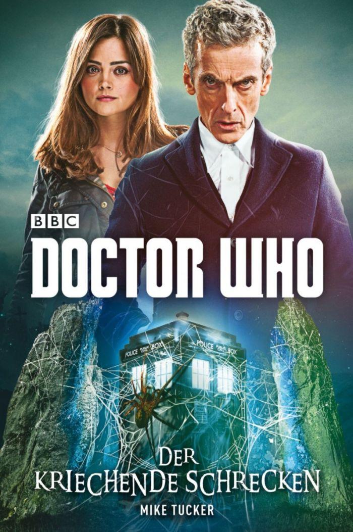 Doctor Who - Der kriechende Schrecken | Mike Tucker