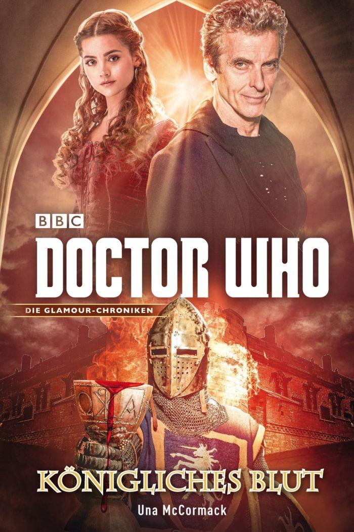 Doctor Who - Königliches Blut| Una McCormack