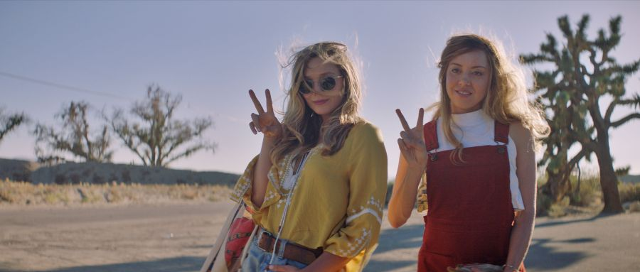 Szenenbild aus Ingrid Goes West | © Universum Film