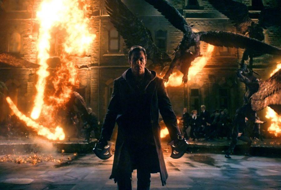 Szenenbild aus I, Frankenstein | © Splendid Film