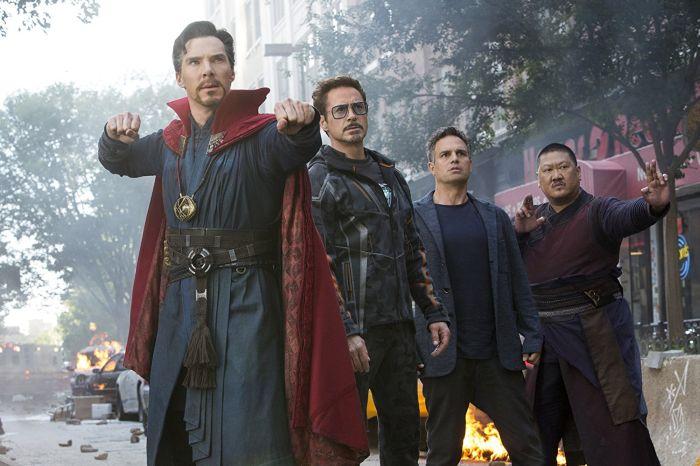 Szenenbild aus The Avengers 2: Infinity War | © Marvel Studios