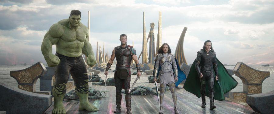 Szenenbild aus Thor 3: Tag der Entscheidung | © Walt Disney