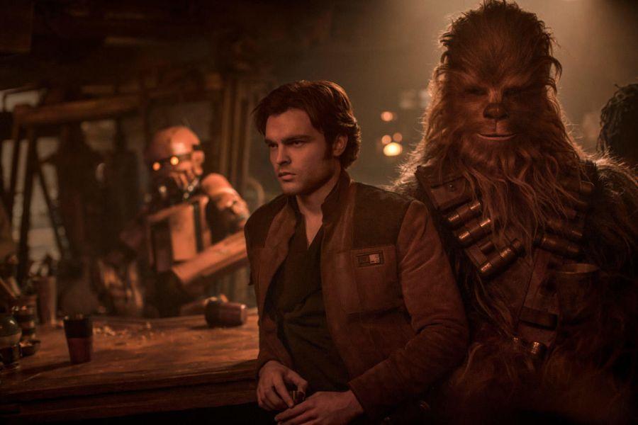 Szenenbild aus Solo: A Star Wars Story | © Walt Disney