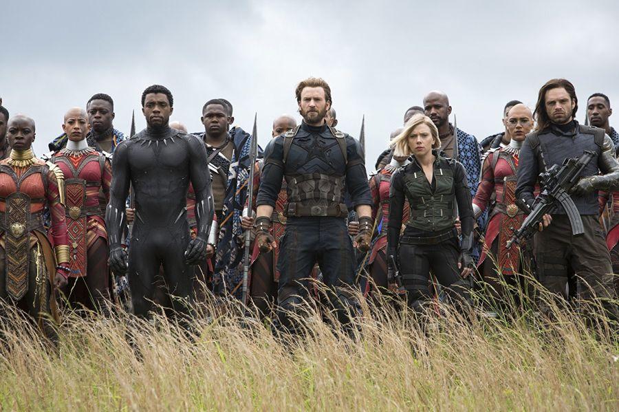 Szenenbild aus The Avengers 3: Infinity War | © Marvel Studios