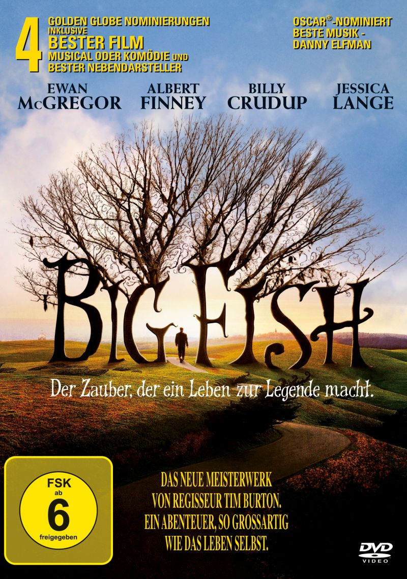 Big Fish | © Sony Pictures Home Entertainment Inc.