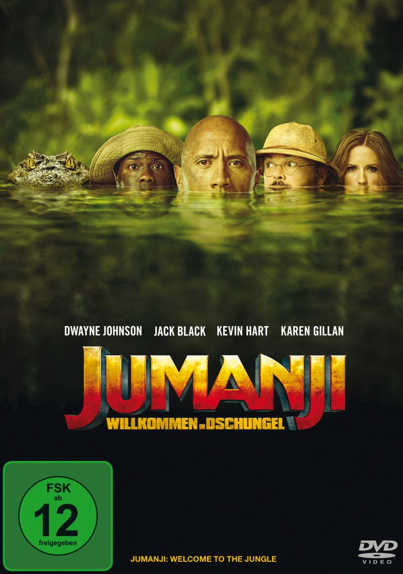 Jumanji: Willkommen im Dschungel | © Sony Pictures Home Entertainment Inc.