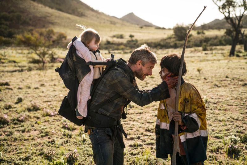 Szenenbild aus Cargo | © Netflix