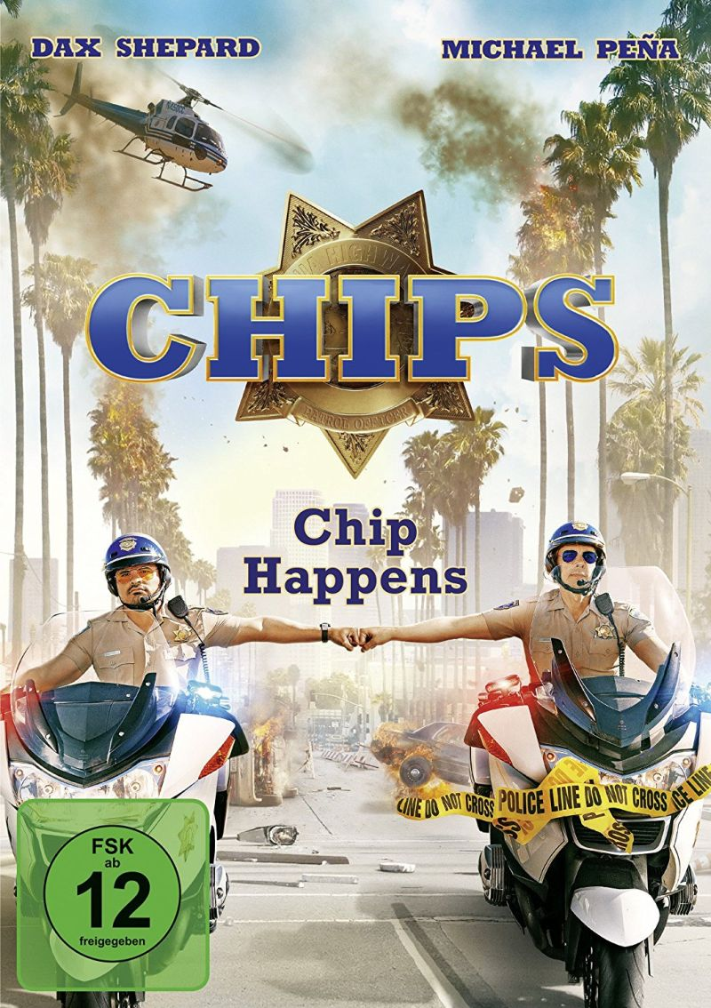 CHIPS | © Warner Home Video