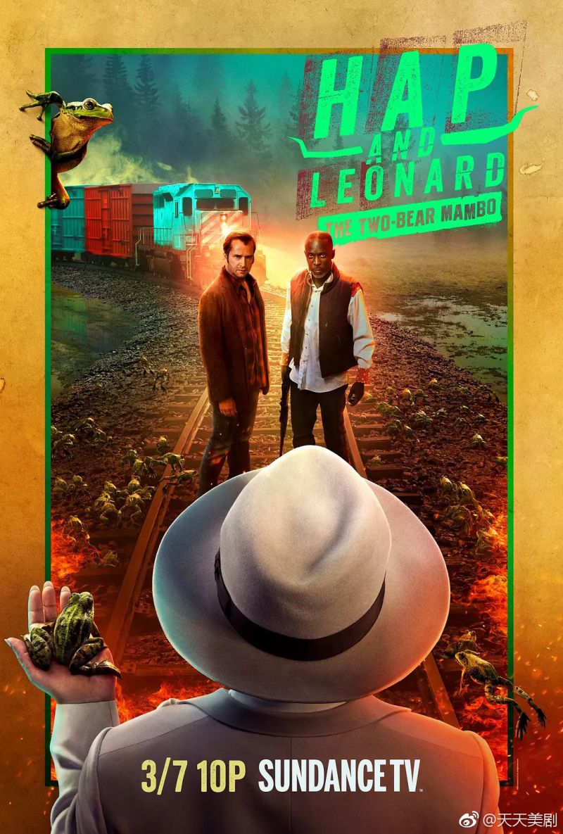 Hap and Leonard – The Two-Bear Mambo | Staffel 3