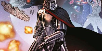 Star Wars: Captain Phasma | © Panini