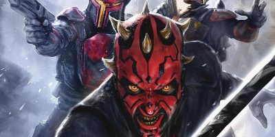 Star Wars: Darth Maul - Sohn Dathomirs | © Panini