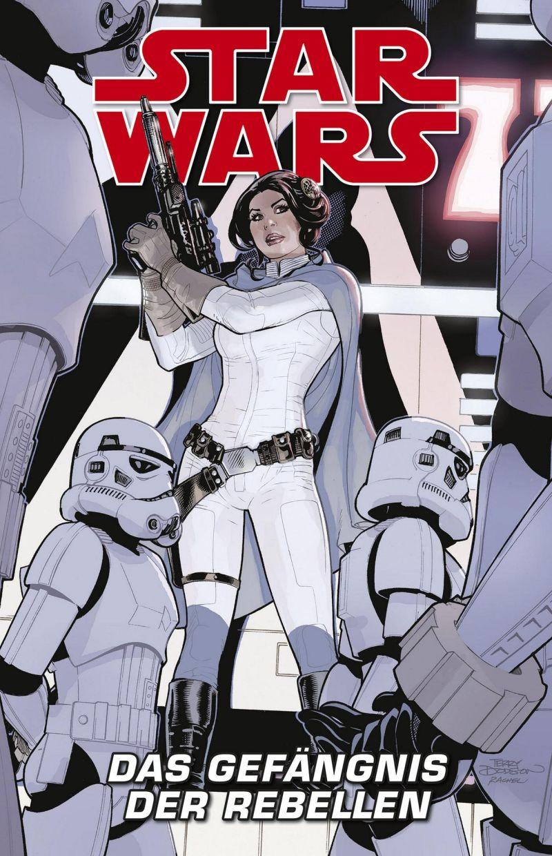 Star Wars: Das Gefängnis der Rebellen | © Panini