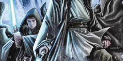 Star Wars: Obi-Wan & Anakin | © Panini