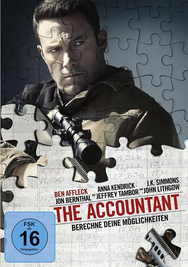 The Accountant | © Warner Home Video