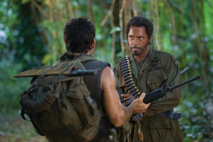 Szenenbild aus Tropic Thunder | © Universal Pictures/Paramount