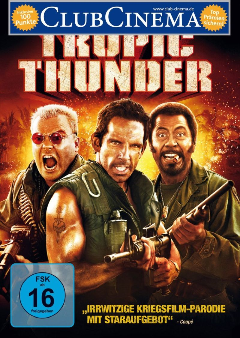 Tropic Thunder | © Universal Pictures/Paramount