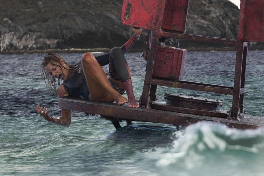 Szenenbild aus The Shallows - Gefahr aus der Tiefe | © Sony Pictures Home Entertainment Inc.
