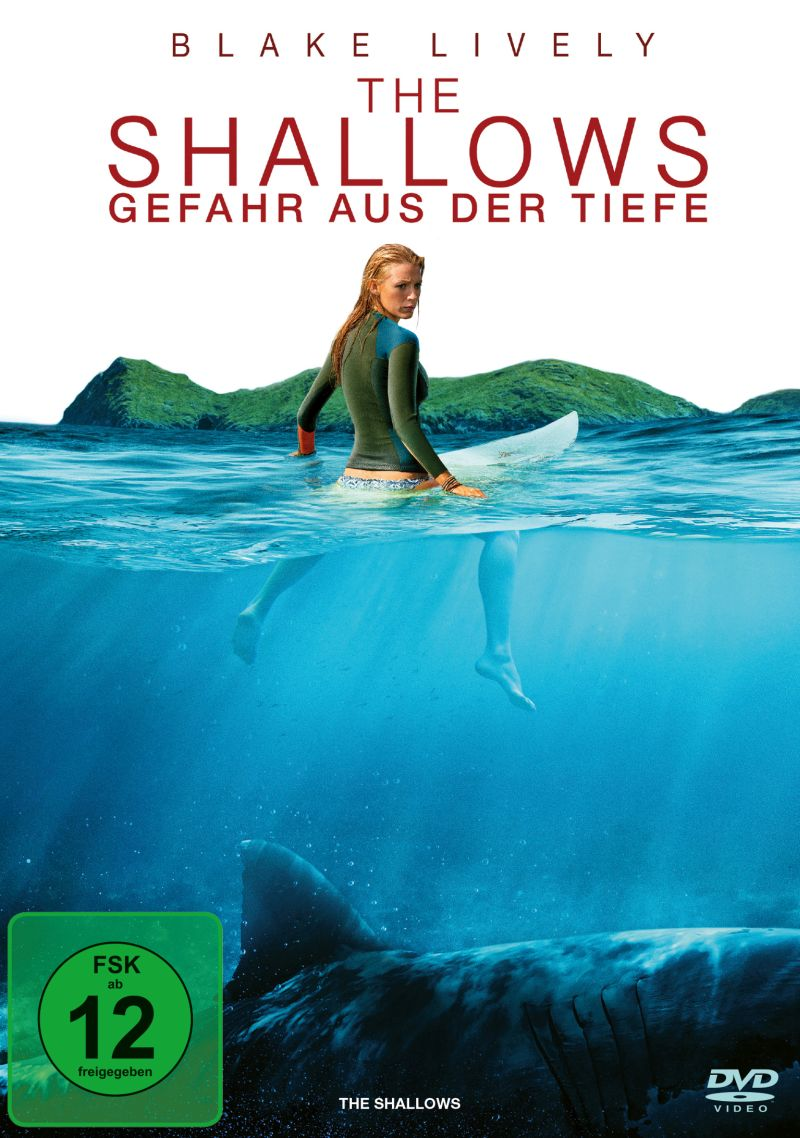 The Shallows - Gefahr aus der Tiefe | © Sony Pictures Home Entertainment Inc.