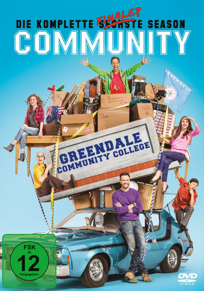 Community | © Sony Pictures Home Entertainment Inc.
