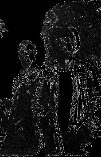 Hap and Leonard-Platzhalter - Cover folgt