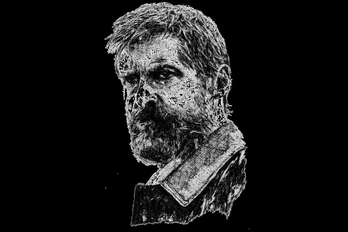 Logan | Zeichnung von Wulf Bengsch