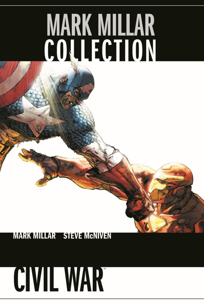 Mark Millar Collection: Civil War | © Panini