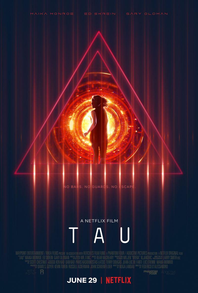 TAU | © Netflix