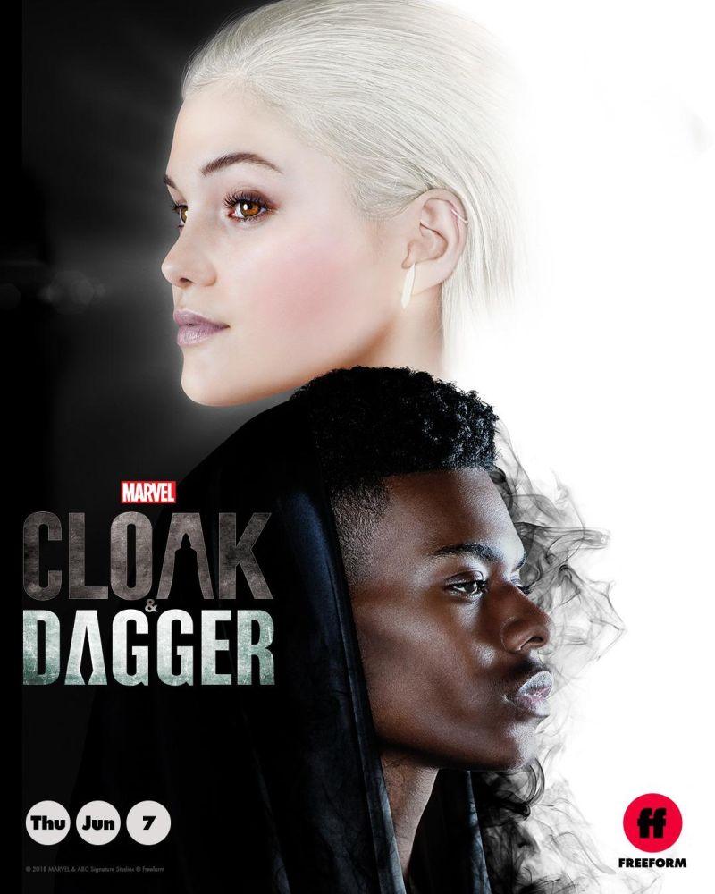 Cloak and Dagger | © Freeform